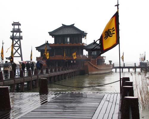 无锡太湖三国影视城一日游