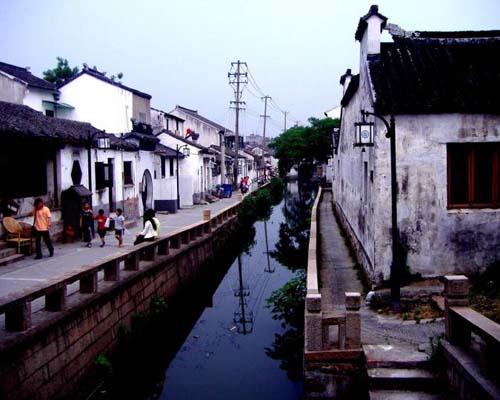 上海、苏州、周庄三日游