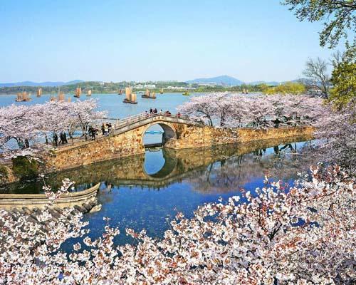 杭州、无锡、南京三日游