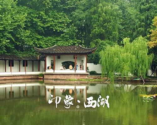 杭州、苏州、周庄、无锡四日游