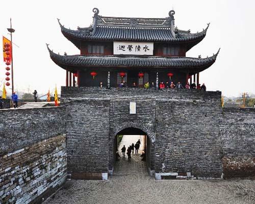 上海、苏州、周庄、无锡四日游