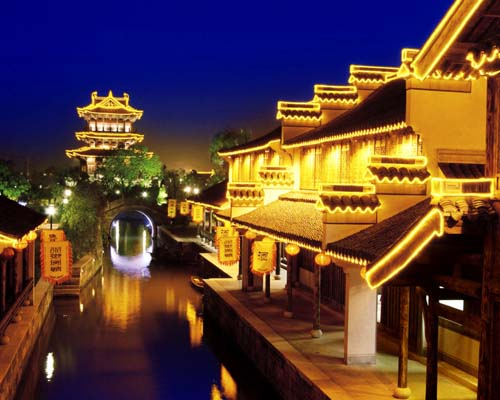 杭州、绍兴二日游