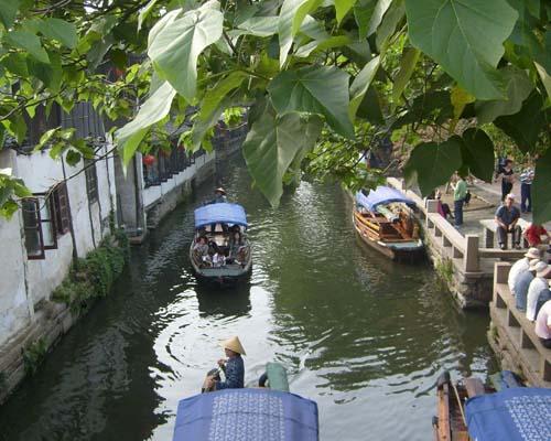 上海、杭州、周庄三日游