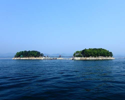 杭州、千岛湖二日游