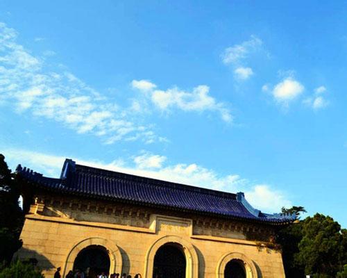 杭州 苏州 周庄 无锡 南京五日游