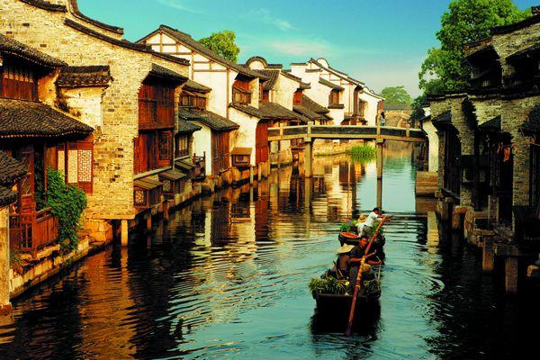 杭州、乌镇、苏州三日游