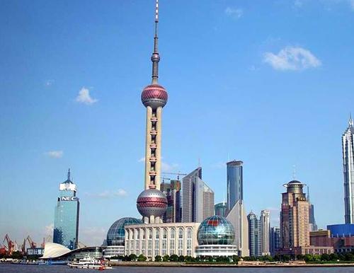 上海、杭州、苏州、无锡、南京华东五日游经典线