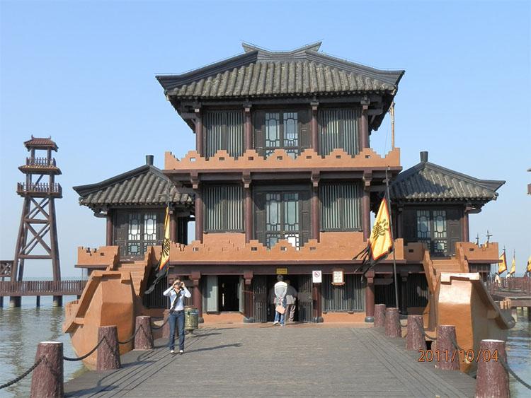 上海、杭州、千岛湖、苏州、无锡五日游